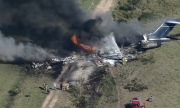 Истинско чудо: 21 души оцеляха в самолетна катастрофа