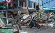Мощно земетресение удари Индонезия