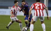 От Барселона: Меси искаше да премести противника, а не да го удари
