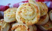 Рецепта на деня: Солени кифлички от бутер тесто