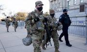 Тероризъм? В Капитолия задържаха мъж с щик и мачете в пикап близо до централата на демократите