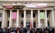 Артисти окупират театри във Франция