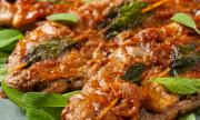 Рецепта за вечеря: Телешко салтимбока