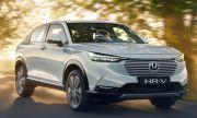 БГ цени на новата Honda HR-V