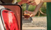 Mini показа Cooper с вградена кафе машина