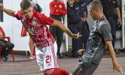 ЦСКА умува за младежки национал