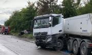 Ад на пътя Разград - Русе, има загинали и ранени