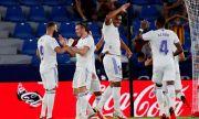 Звезда на Реал Мадрид аут за шест мача