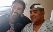 Нови разкрития: Дни преди смъртта си Марадона побеснял и уволнил личния си лекар
