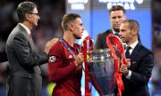 Президентът на УЕФА ще се тества за Covid-19 преди да връчи Купата на Шампионската лига