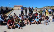 Бежанските центрове у нас са препълнени