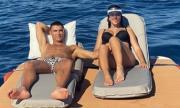 Приятелката на Роналдо подлуди своите 19.8 млн. последователи с пищния си бюст