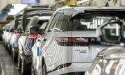 Автомобилното производство във Великобритания спада значително