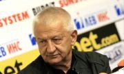 Крушарски искал Бербатов в Изпълкома на БФС