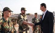 Асад няма да издържи и седмица без помощта на Русия