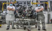 Прекратиха производството на най-стария V8 двигател в света