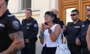 СДВР разследва агресия срещу Ива Николова
