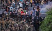 Протестите в САЩ: Безсилието на една велика сила