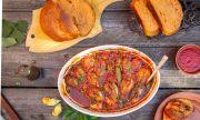 Рецепта за вечеря: Тиквички с червен сос