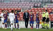 От Барселона потвърдиха за скандален запис на разговор между съдиите