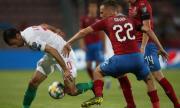 Контузията попречила на Ивелин Попов да се завърне в националния тим на България