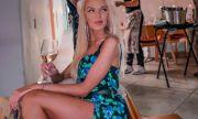 Натали Трифонова - съблазняваща и в Миконос (СНИМКИ)