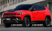 Jeep с нов Compass за Европа