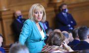 Мая Манолова внесе законопроект за еднократна помощ при раждане