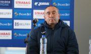 Стоилов смята, че липсата на публика по трибуните ще навреди на играчите му срещу Пирин