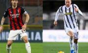 Ювентус и Милан си разменят национали на Италия