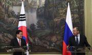 Южна Корея кани Владимир Путин