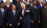 Великобритания търси партньорство с Африка