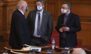 Стоян Михалев, ДБ: Трябва правителство, българите няма да ни простят още едно отлагане