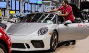 Разхлабен болт предизвика сервизна акция при Porsche