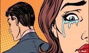 Защо жените плачат 4 пъти по-често от мъжете?
