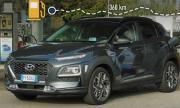 Хибридът на Hyundai харчи повече от дизелово BMW