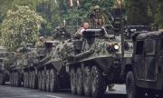 НАТО: Границата между мира и войната е размита