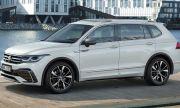 Volkswagen обнови по-големия Tiguan