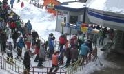 """Ски зоната в """"Пампорово"""" затваря до 29 март"""