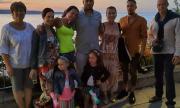 Илиана Раева на море с дъщерите и внучките (СНИМКИ)