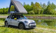 Mini предлага палатка за покрива на електрическия Cooper