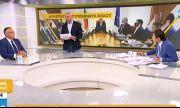 Скандал в студиото на Нова, Стъки нахлу, докато интервюират Кутев