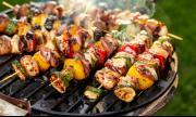 Рецепта за вечеря: Зеленчукови шишчета на скара