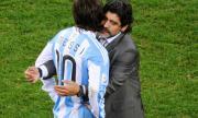 Синът на Марадона: Меси е фантастичен, но баща ми е извънземен