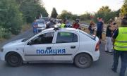 Блокираха пътя Стара Загора - Хасково
