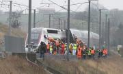 Тежък влаков инцидент във Франция, 21 души са ранени
