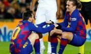 Гризман разкри с какво е ядосал Лео Меси в Барселона