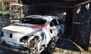 Запалиха колата на разследващ журналист
