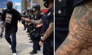 Разкриха кой е американският полицай с татуировка