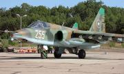Отлага се връщането на първия ни ремонтиран Су-25